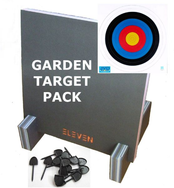 Eleven Start 80x80x7cm Leisure Target With Feet